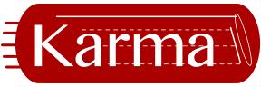 Karma Guitar Amps Logo